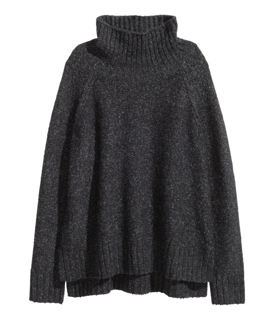 H&M turtleneck - musthave