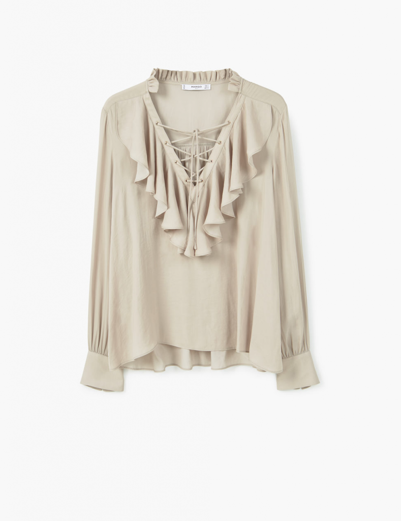 Mango blouse - musthave