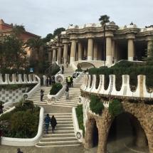 City trip Barcelona - Park Güell