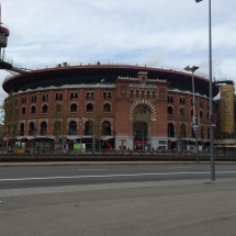 City trip Barcelona - Las Arenas